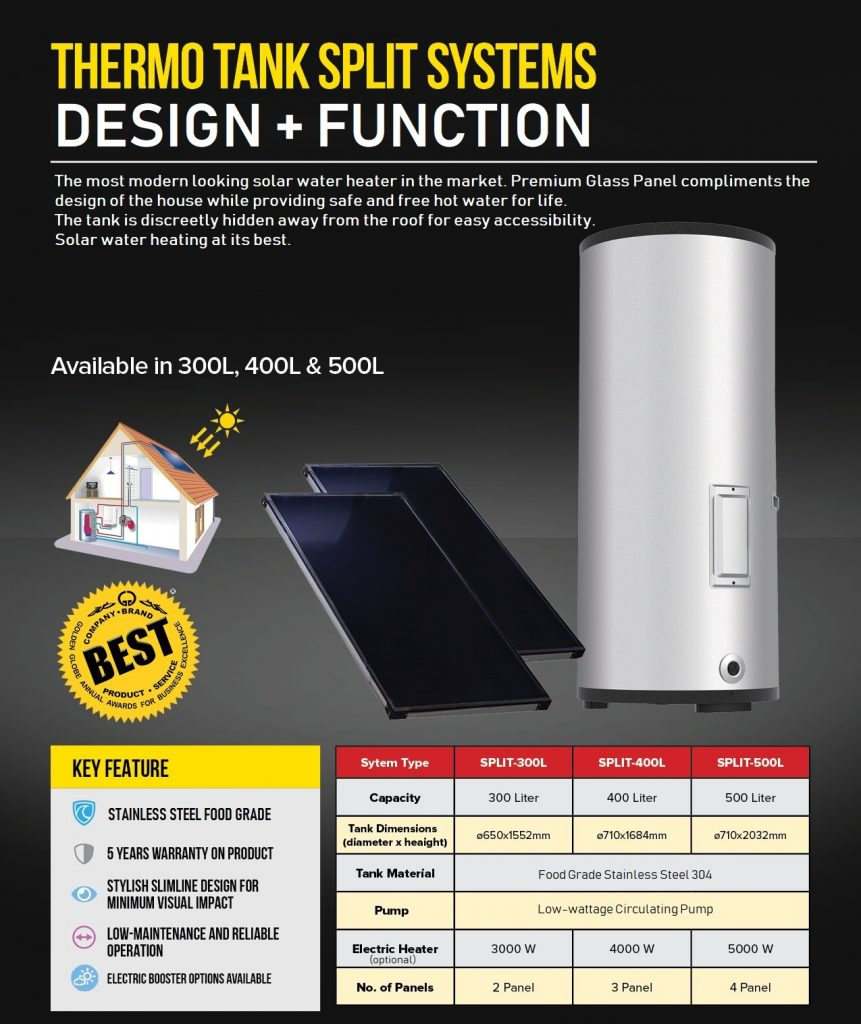 Thermo Tank SPLIT TYPE SERIES New for website